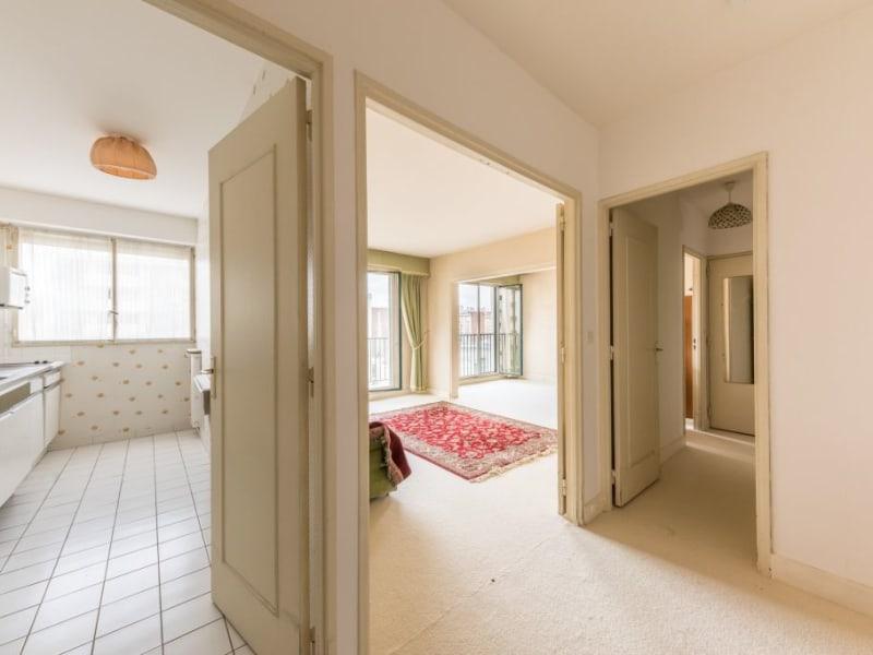 Sale apartment Paris 563000€ - Picture 2