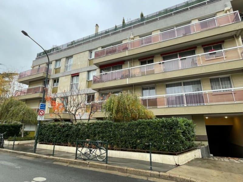Rental parking spaces Asnières-sur-seine 90€ CC - Picture 1