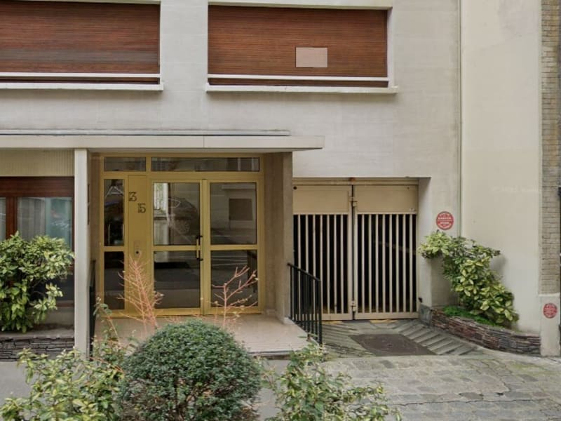 Rental parking spaces Courbevoie 128€ CC - Picture 1