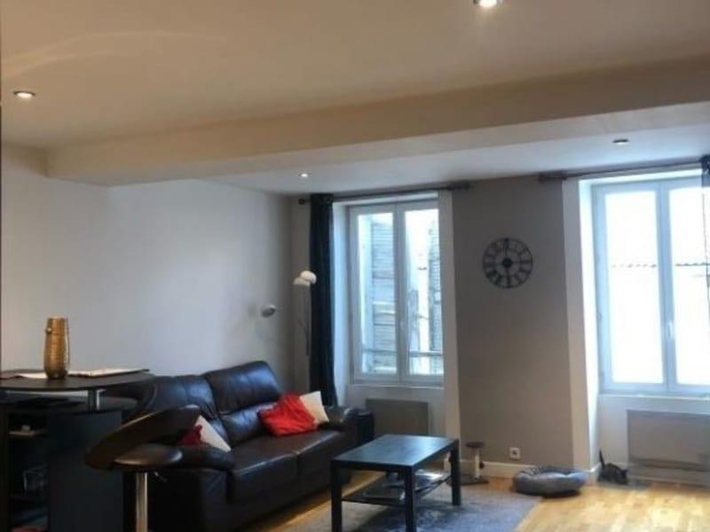 Rental apartment Rives 530€ CC - Picture 1