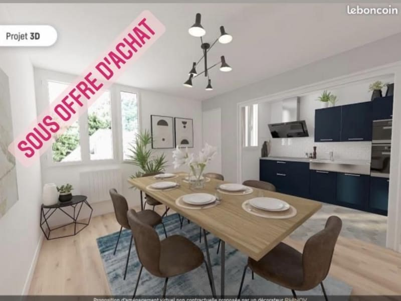 Vente appartement Gieres 118250€ - Photo 1