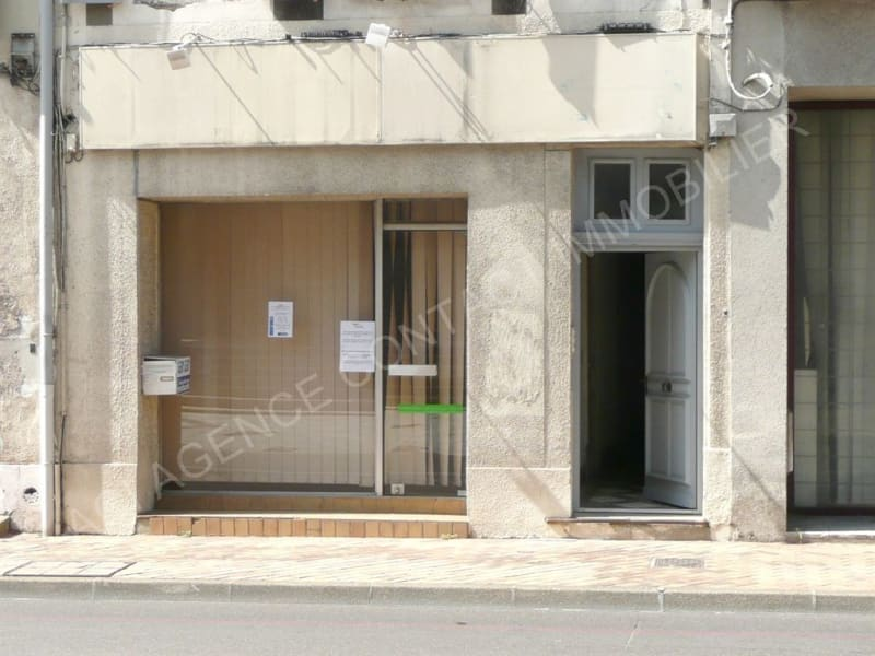 Rental office Mont de marsan 350€ HC - Picture 1