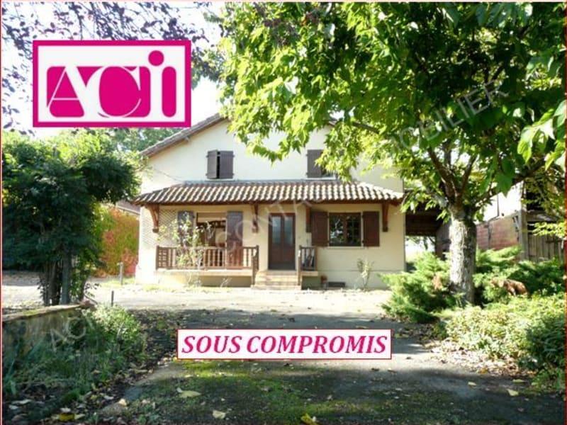 Sale house / villa Villeneuve de marsan 205000€ - Picture 1