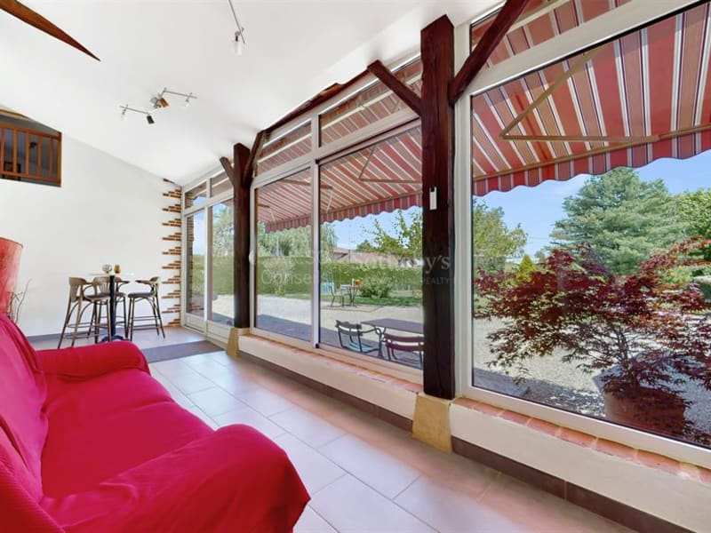 Vente maison / villa Chatillon sur chalaronne 650000€ - Photo 6