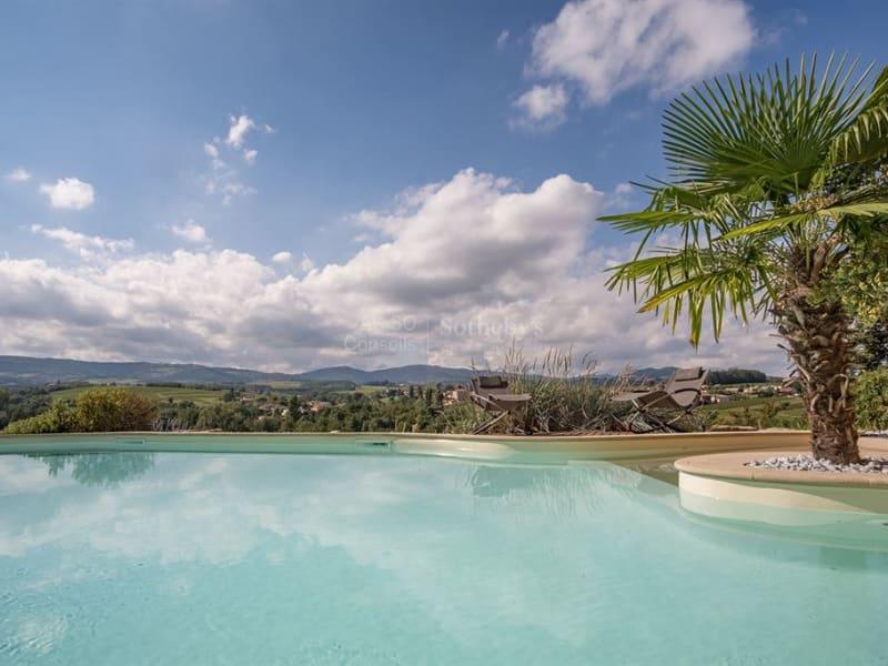 Vente maison / villa Villefranche sur saone 830000€ - Photo 2