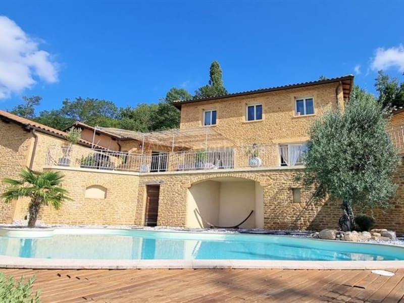 Vente maison / villa Villefranche sur saone 830000€ - Photo 8