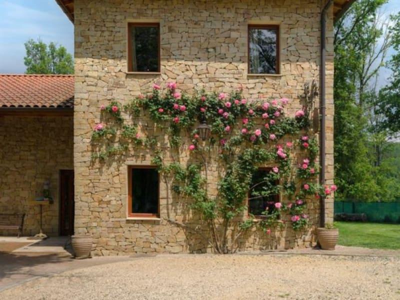 Vente de prestige maison / villa Pollionnay 1133000€ - Photo 1