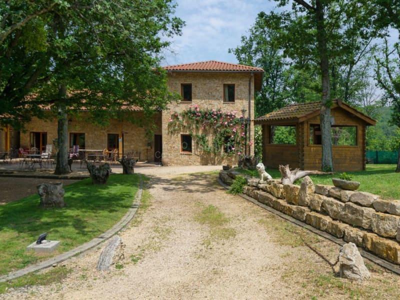 Vente de prestige maison / villa Pollionnay 1133000€ - Photo 2