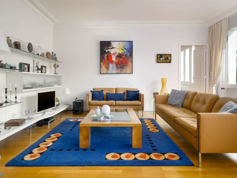 Vente de prestige appartement Lyon 6ème 935000€ - Photo 3