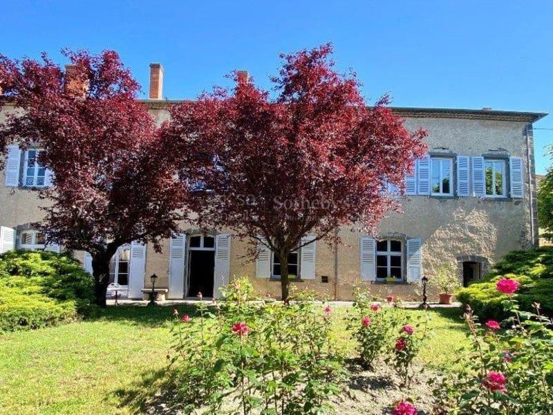 Vente maison / villa Billom 450000€ - Photo 1