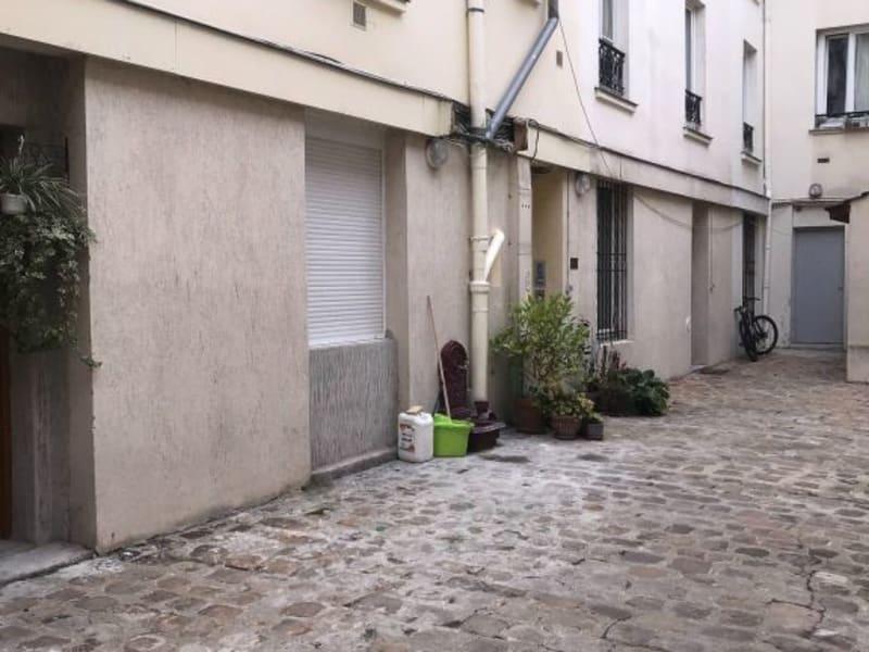 Rental apartment Paris 20ème 990€ CC - Picture 1