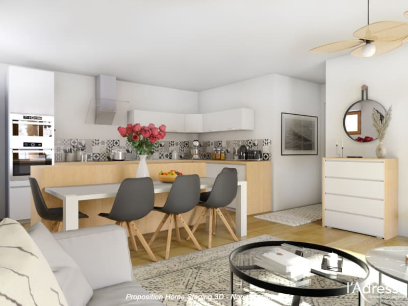 Vente appartement Marly le roi 484000€ - Photo 2
