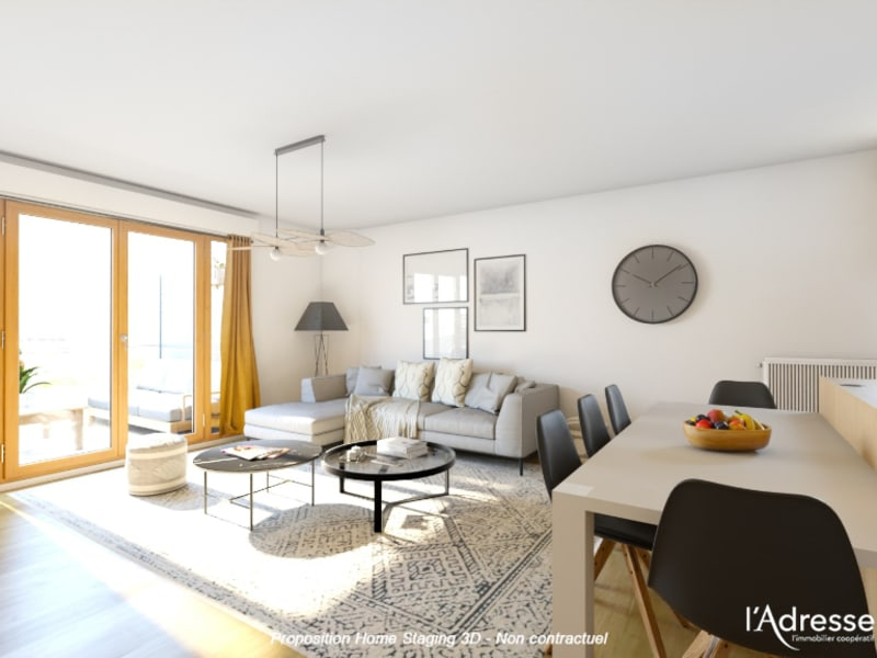 Vente appartement Marly le roi 484000€ - Photo 3