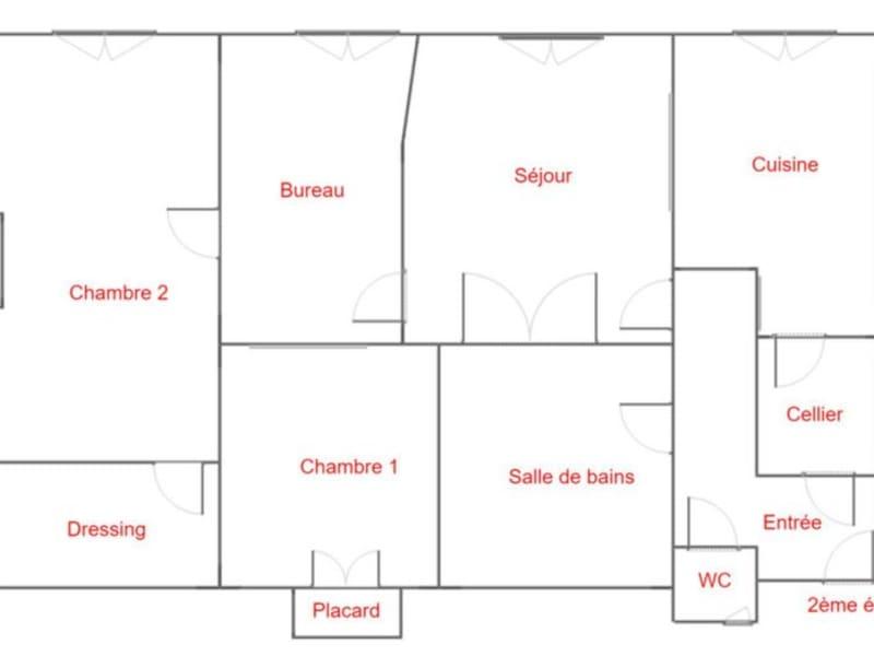 Sale apartment Lyon 4ème 460000€ - Picture 2
