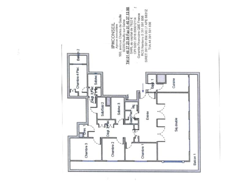Vente appartement Neuilly sur seine 2150000€ - Photo 8