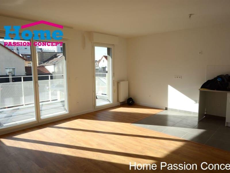 Location appartement Nanterre 1444€ CC - Photo 1