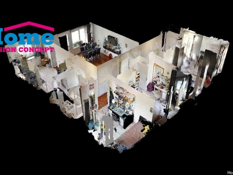 Vente appartement Nanterre 528500€ - Photo 9
