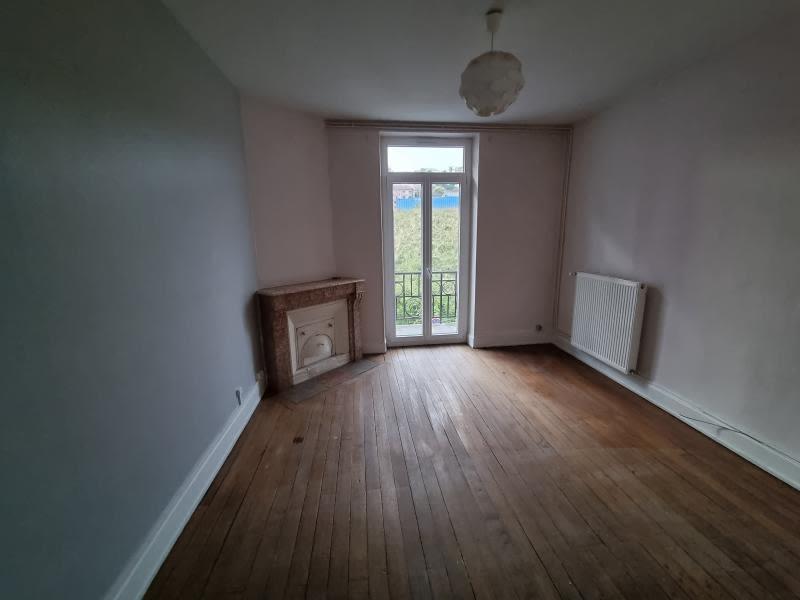 Rental apartment Valserhône 610€ CC - Picture 1