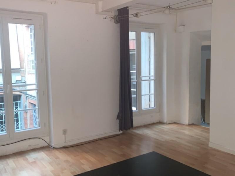 Rental apartment Toulouse 691,11€ CC - Picture 1