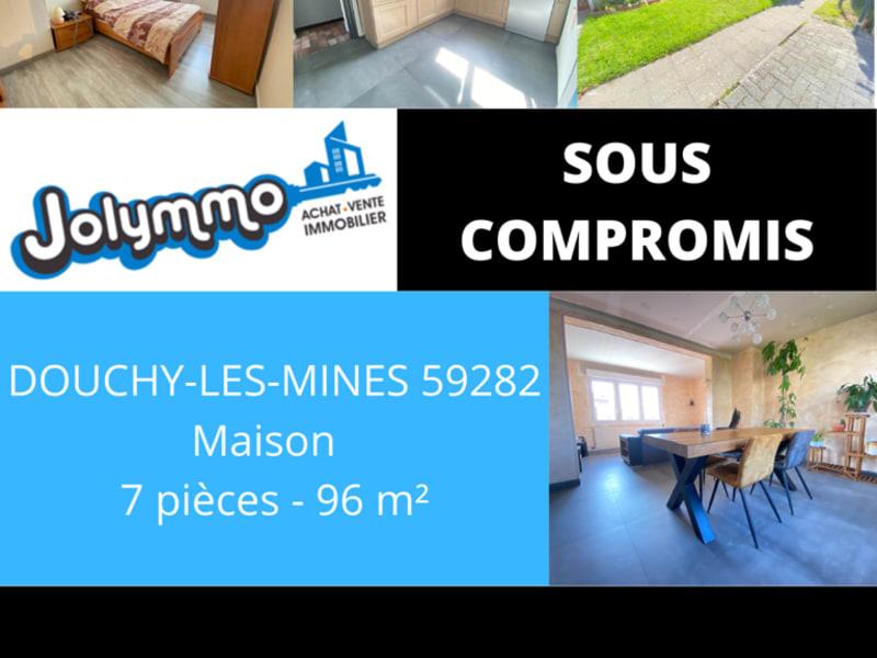 Vente maison / villa Douchy les mines 167000€ - Photo 1