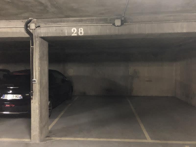 Rental parking spaces Issy les moulineaux 85€ CC - Picture 2