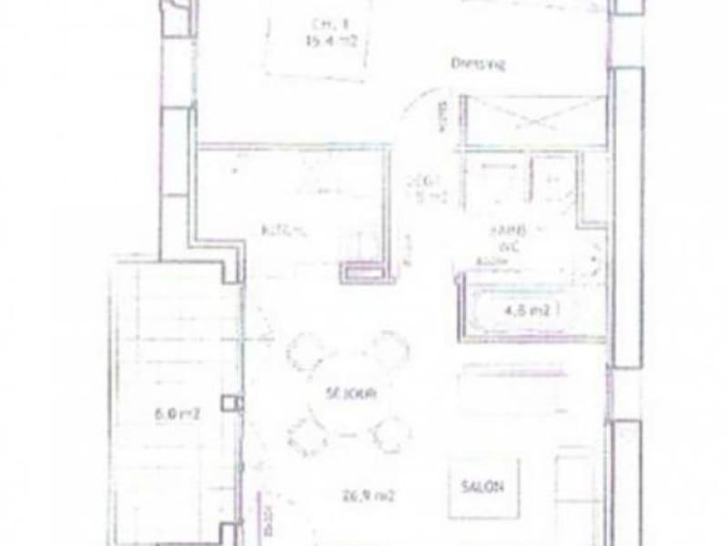 Vente appartement Berstett 149500€ - Photo 6
