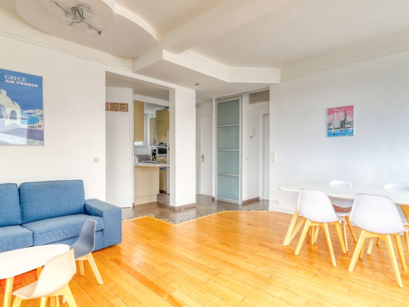 Sale apartment Vanves 498000€ - Picture 7
