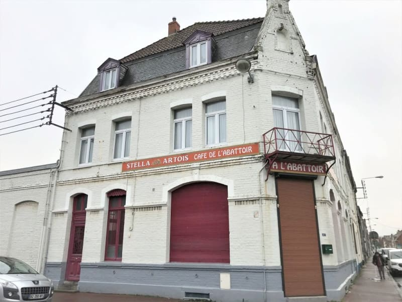 Sale building St omer 322400€ - Picture 1