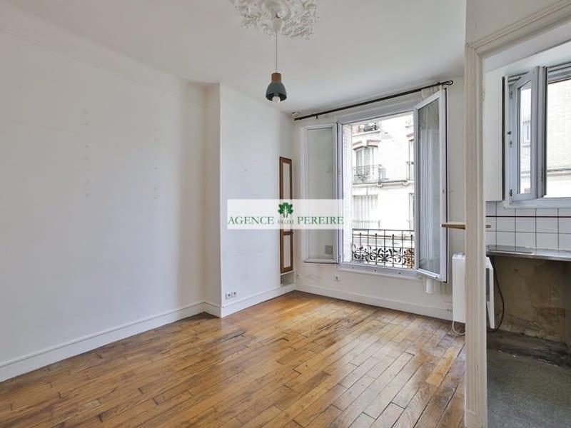 Paris 20ème - 1 pièce(s) - 17.63 m2
