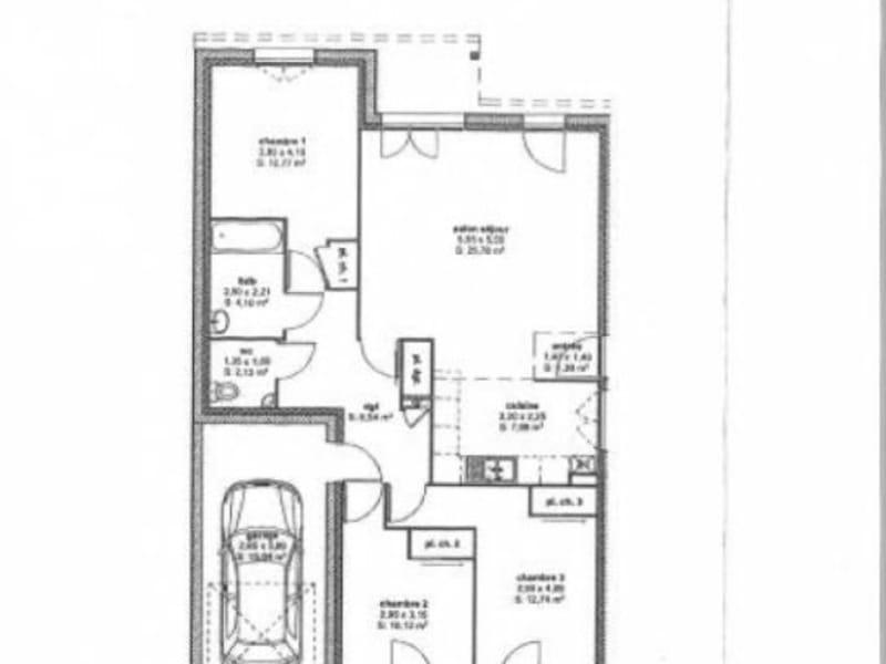 Bouaye - 4 pièce(s) - 85.55 m2