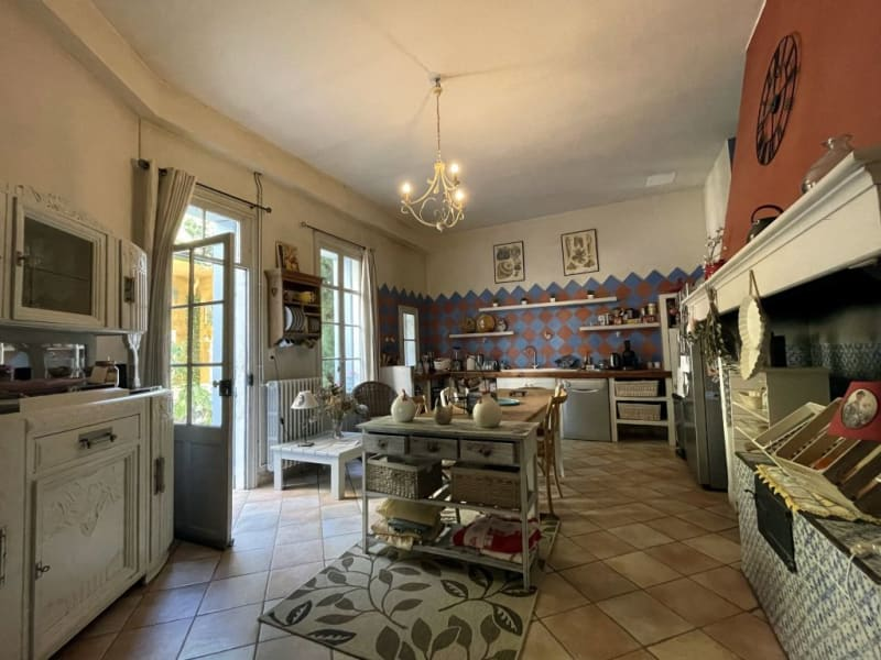 Sale house / villa Marsillargues 565000€ - Picture 1