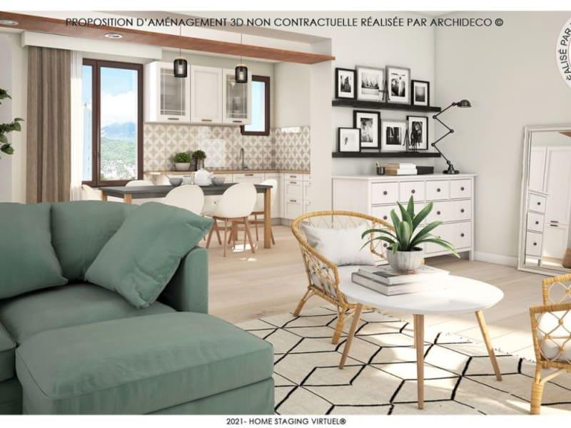 Verkauf wohnung Échirolles 155000€ - Fotografie 2