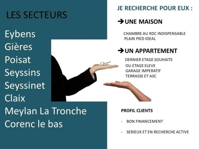 Verkauf wohnung La tronche 450000€ - Fotografie 2