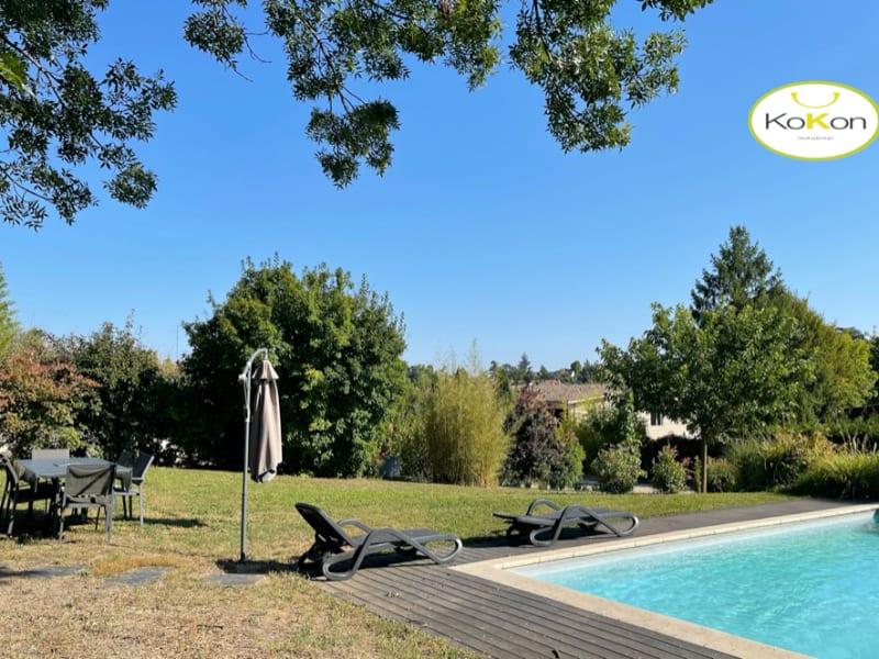 Sale house / villa Vernaison 990000€ - Picture 1
