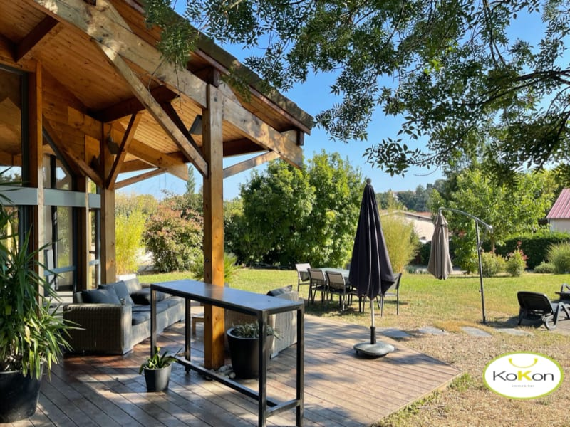 Sale house / villa Vernaison 990000€ - Picture 9