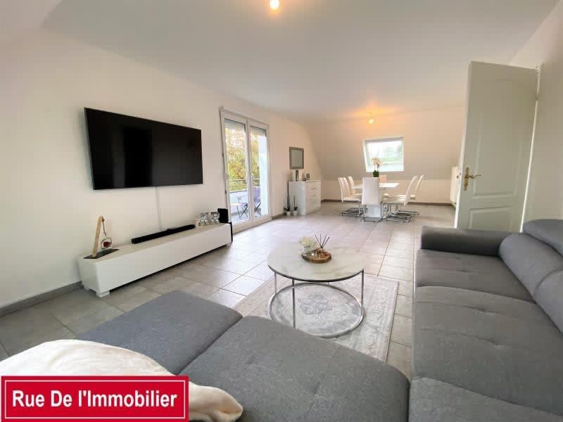 Reichshoffen - 4 pièce(s) - 83 m2