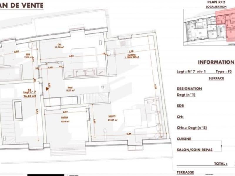 Ingwiller - 3 pièce(s) - 76.43 m2