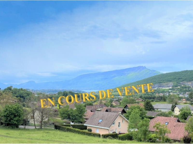 Verkauf haus Aix-les-bains 515000€ - Fotografie 1