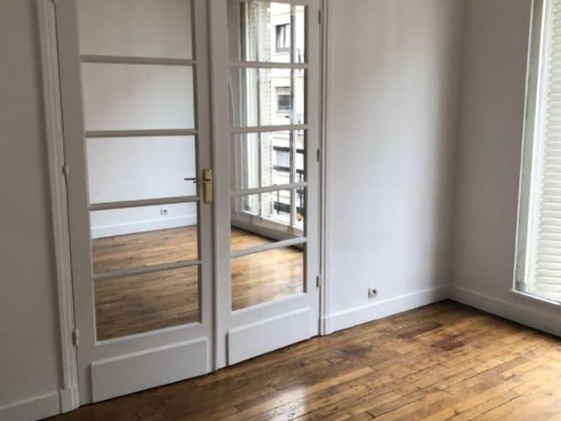 Rental apartment Paris 17ème 1250€ CC - Picture 2