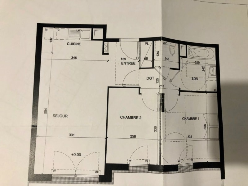Vente appartement Charny 239000€ - Photo 13