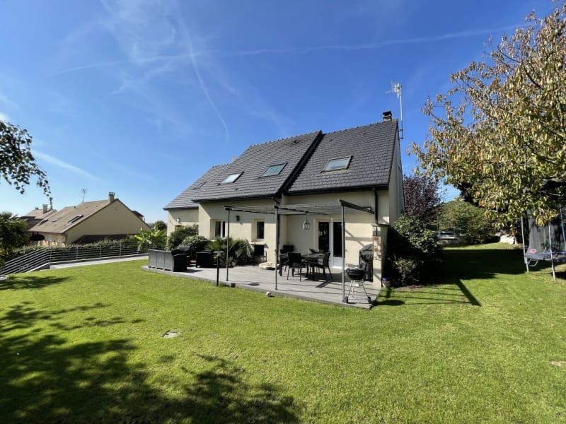 Sale house / villa Fontenay les briis 550000€ - Picture 2