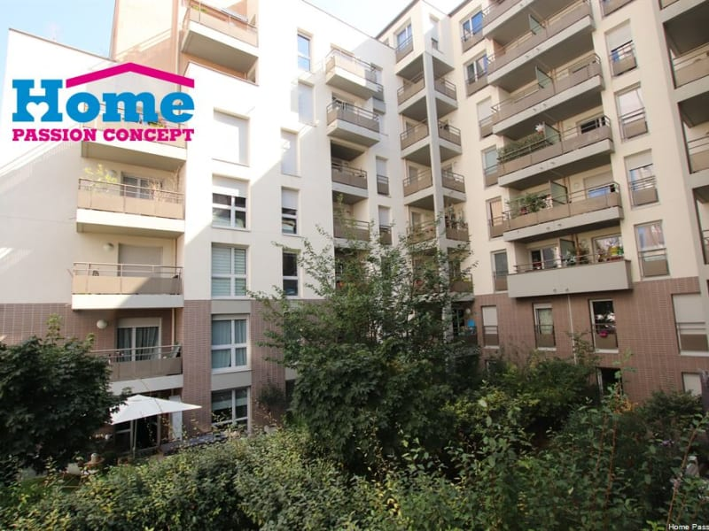 Sale apartment Nanterre 525000€ - Picture 1
