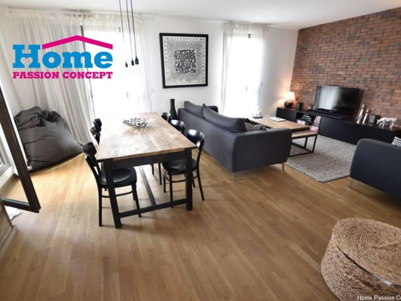 Sale apartment Nanterre 540000€ - Picture 3