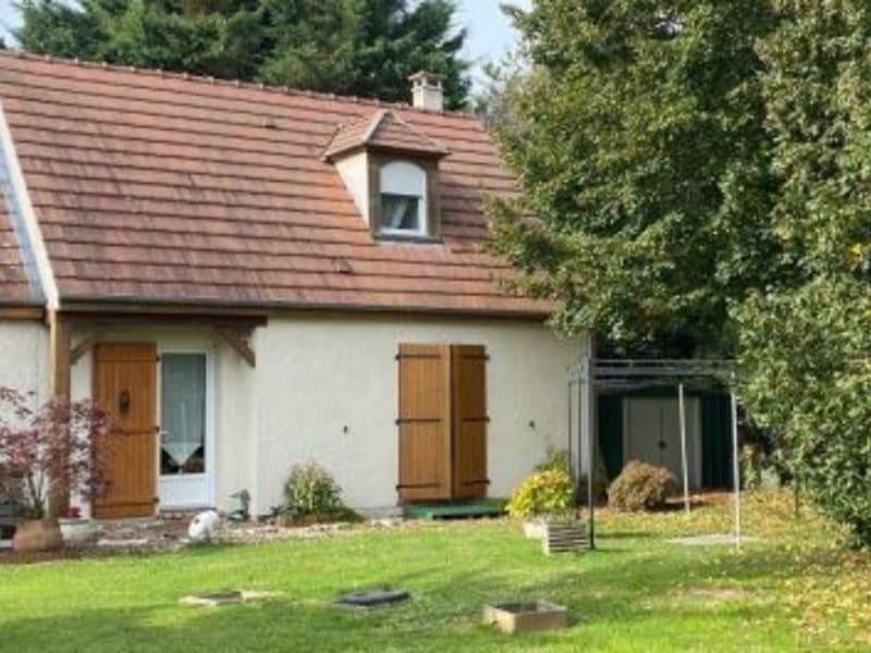Sale house / villa Dieudonne 245000€ - Picture 1