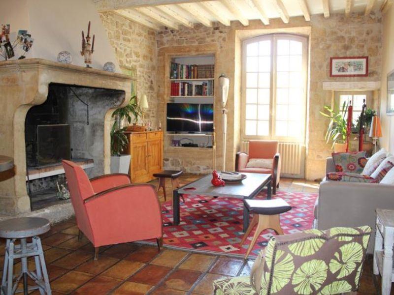 Sale house / villa Saze 320000€ - Picture 1