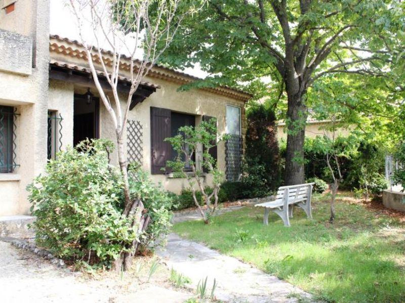 Sale house / villa Villeneuve les avignon 340000€ - Picture 1