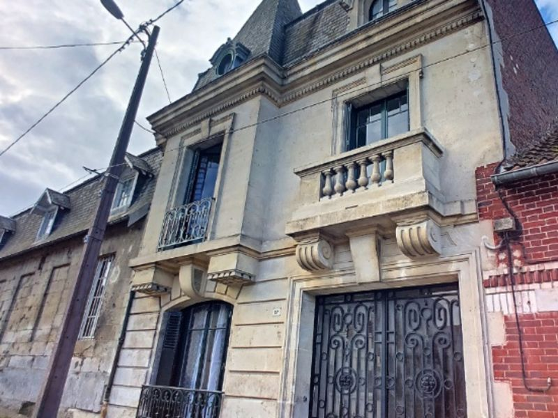 Sale house / villa Tracy le mont 204 000€ - Picture 1