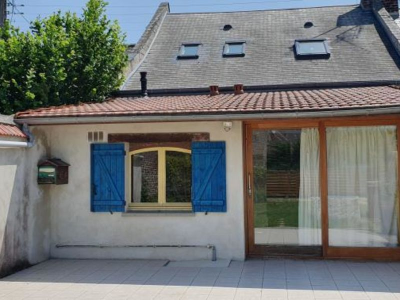 Sale house / villa St leger aux bois 164 000€ - Picture 1