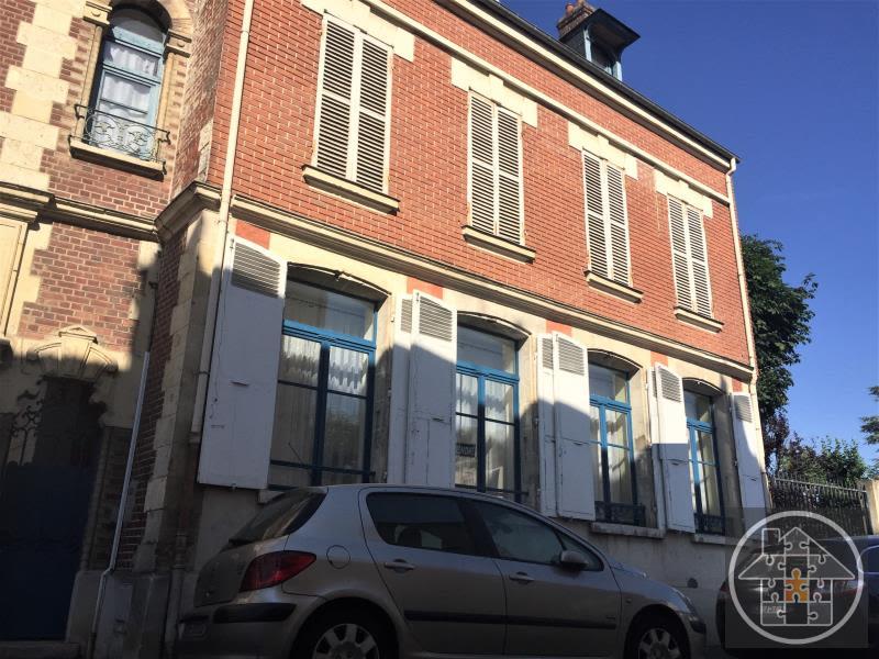 Sale apartment Noyon 100000€ - Picture 1