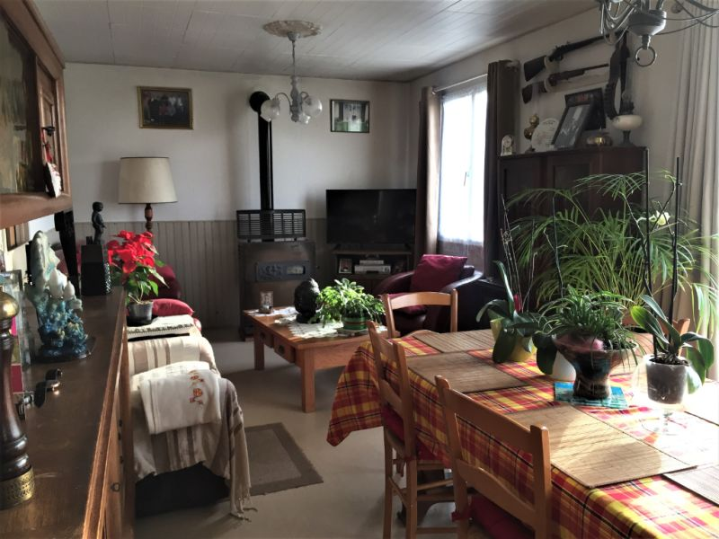 Vente maison / villa Noyon 122000€ - Photo 2